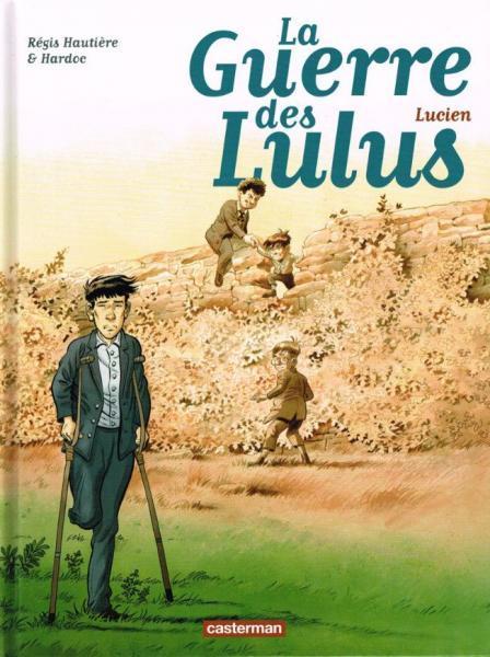De oorlog van de Lulu's 6 Lucien