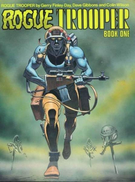 Rogue Trooper (Titan) 1 Book One