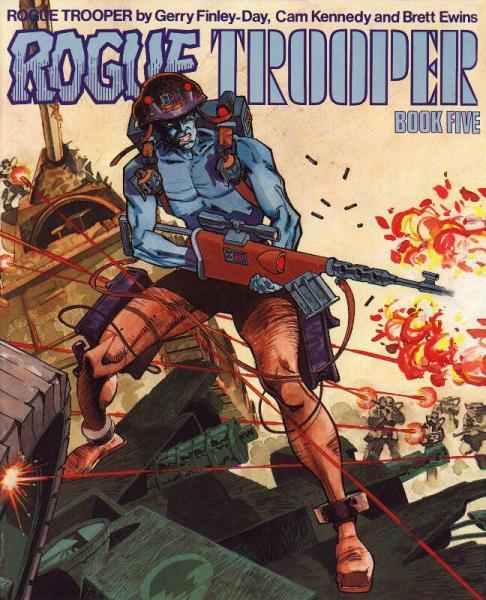 Rogue Trooper (Titan) 5 Book Five