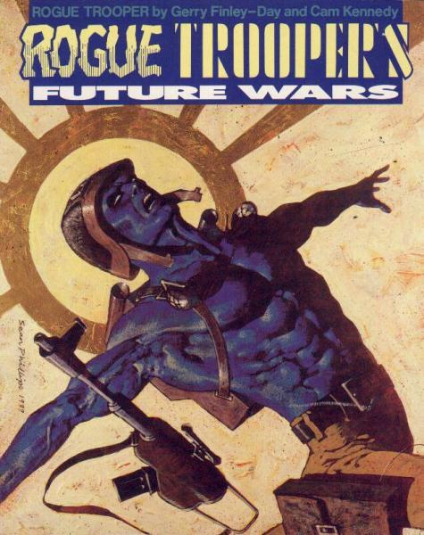 Rogue Trooper (Titan) 7 Rogue Trooper's Future Wars