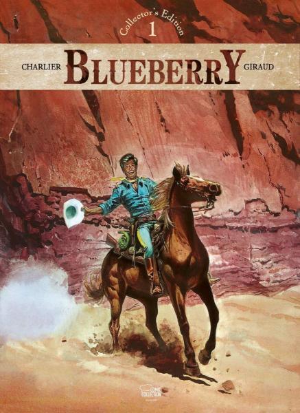Blueberry (Duitse uitgaven) INT B1 Gesamtausgabe 1