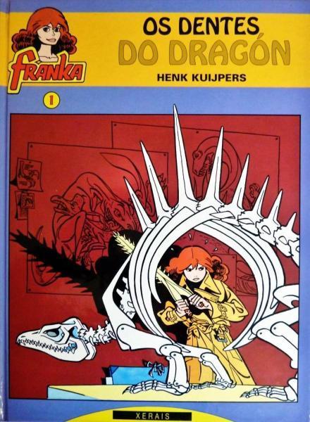 Franka (Spaanse uitgaven) 1 Os dentes do dragón
