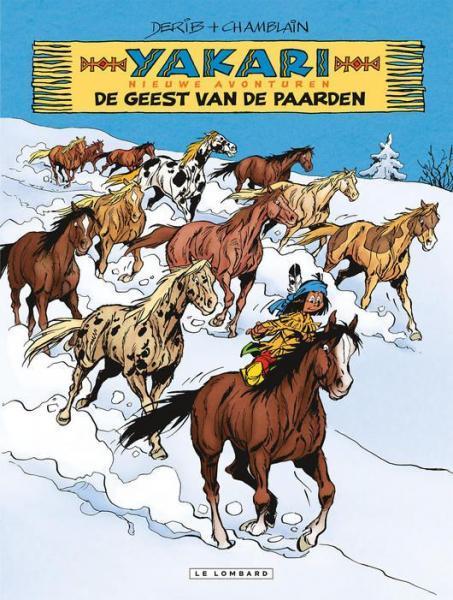 Yakari - Nieuwe avonturen 2 De geest van de paarden