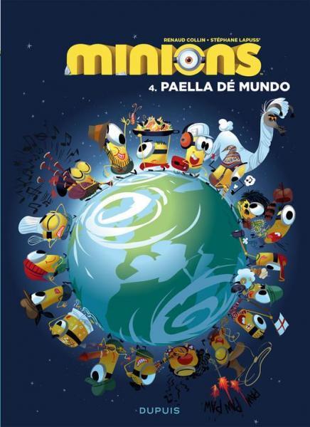 Minions 4 Paella dé mundo
