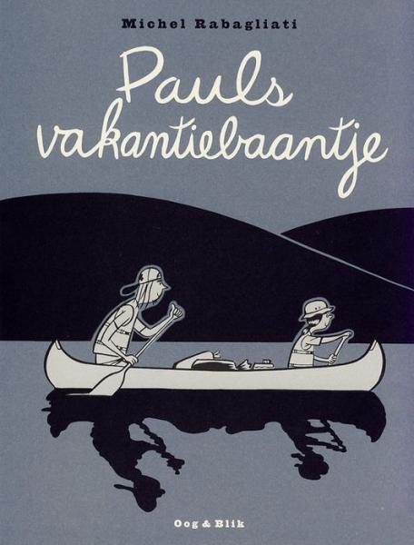 Paul (Nederlandse nummering) 1 Pauls vakantiebaantje