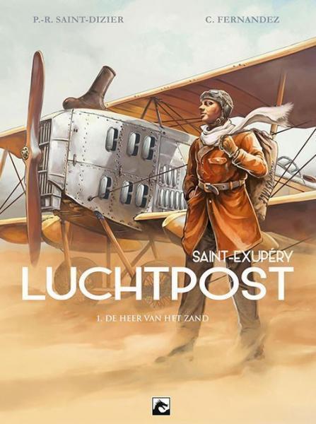 Luchtpost - Saint-Exupéry 1 De heer van het zand