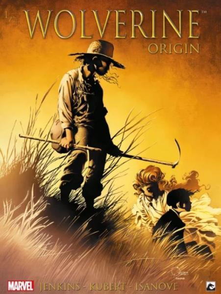 Wolverine: Origin (Dark Dragon) 1 Deel 1