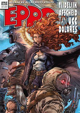 Eppo - Stripblad 2019 (Jaargang 11) 24 Nummer 24
