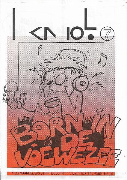 Knol, het jeugdige stripblad 7 Nummer 7