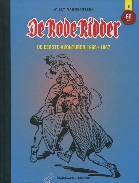 De Rode Ridder - Integraal 6 De eerste avonturen 1966-1967