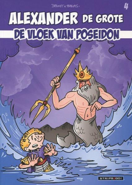 Alexander de grote (Proost) 4 De vloek van Poseidon