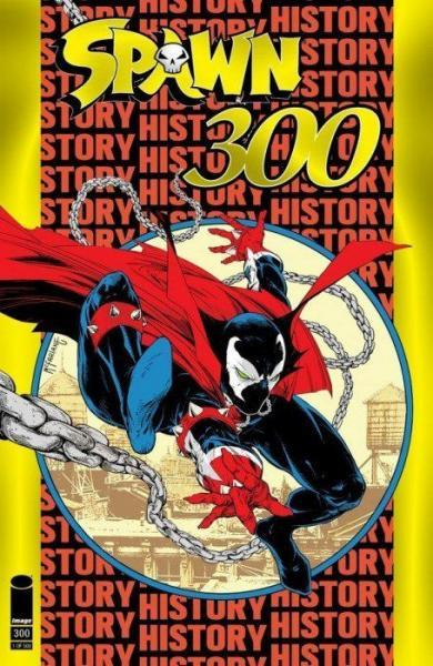 Spawn 300 Issue #300