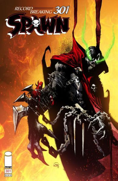 Spawn 301 Issue #301