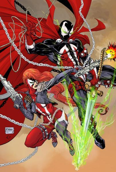 Spawn 302 Issue #302