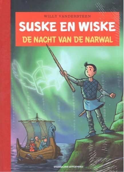 Suske en Wiske 350 De nacht van de narwal