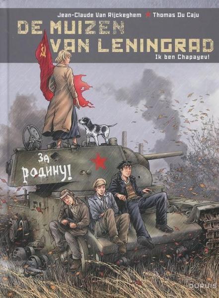 De muizen van Leningrad 1 Ik ben Chapayev!
