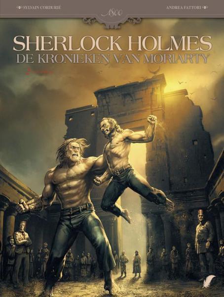 Sherlock Holmes - De kronieken van Moriarty 2 Vervulling