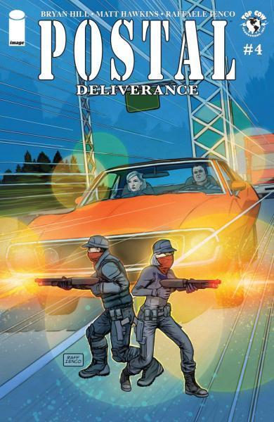 Postal: Deliverance 4 Issue #4