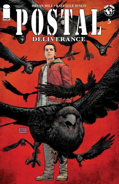 Postal: Deliverance 5 Issue #5