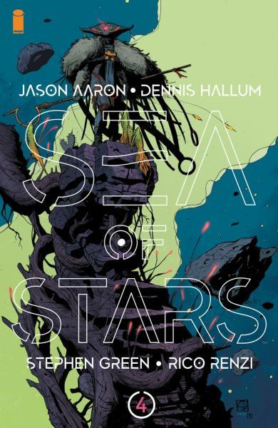 Sea of Stars 4 Issue #4