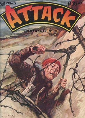 Attack 18 Les diables rouges