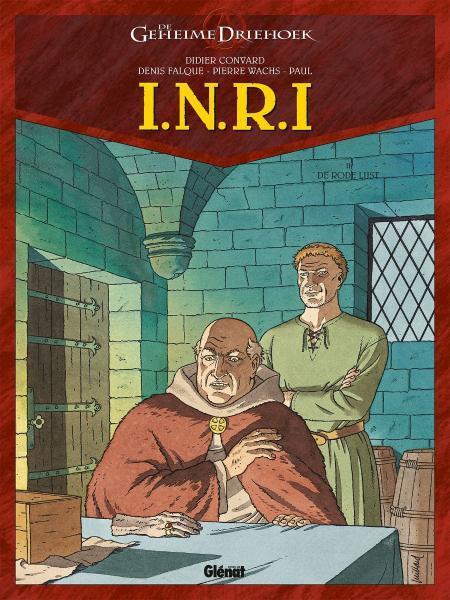 I.N.R.I 2 De rode lijst