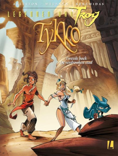 Legenden van Troy: Tykko 2 De verdronken stad