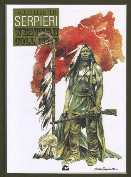 Serpieri's western collectie 4 Tecumseh