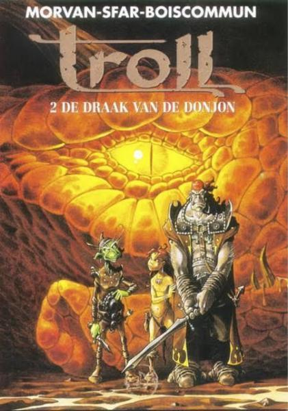 Troll 2 De draak van de donjon