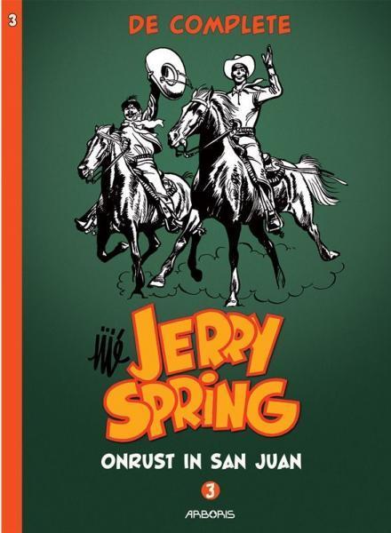 De complete Jerry Spring 3 Onrust in San Juan