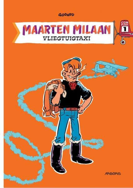 Maarten Milaan INT 1 Integraal 1