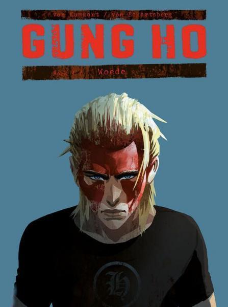 Gung Ho (Nederlandse nummering) 4 Woede