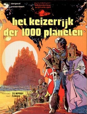 Ravian 2 Het keizerrijk der 1000 planeten