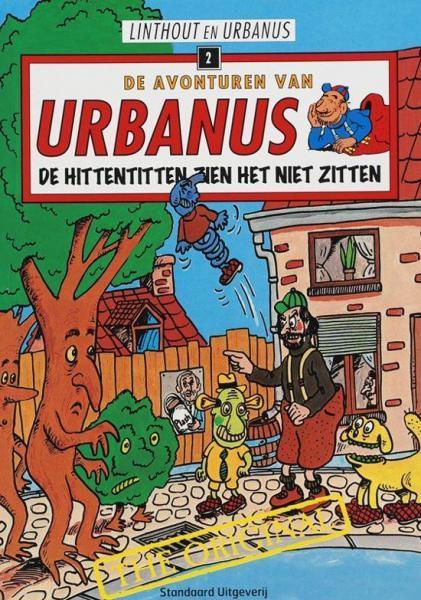 Urbanus 2 De Hittentitten zien het niet zitten