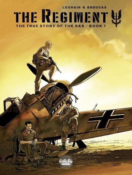 The regiment - Het verhaal van de SAS 1 Book 1