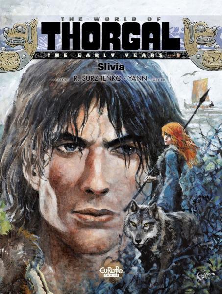 De werelden van Thorgal - De jonge jaren 5 Slivia