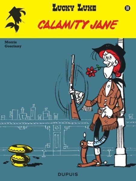 Lucky Luke (Lucky Comics, hernummering) 30 Calamity Jane
