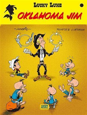 Lucky Luke (Lucky Comics, hernummering) 69 Oklahoma Jim
