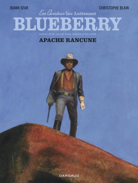 Blueberry door... 1 Apache rancune
