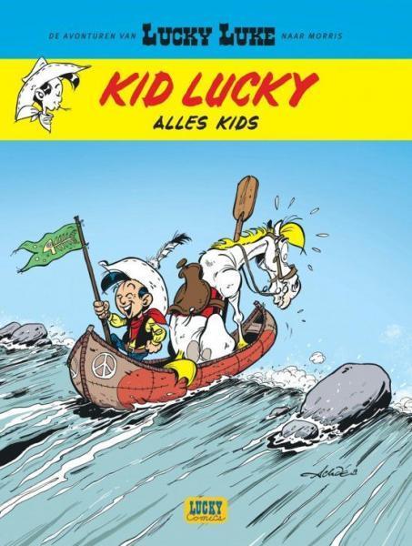 Kid Lucky A5 Alles kids