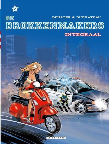 De brokkenmakers INT 7 Integrale, deel 7