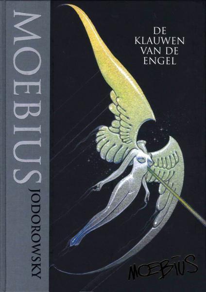 Moebius classics 5 De klauwen van de engel