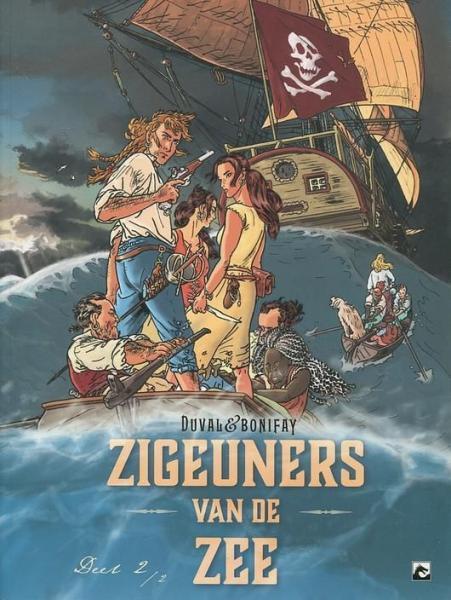 Zigeuners van de zee 2 Deel 2