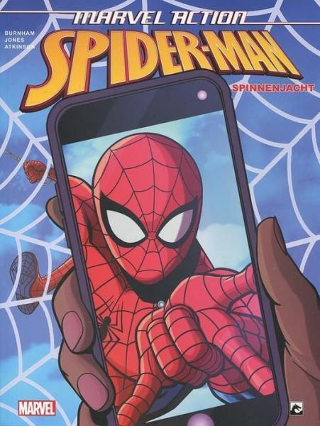 Marvel Action Spider-Man 2 Spinnenjacht