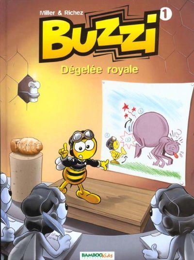 Buzzi A1 Dégelée royale
