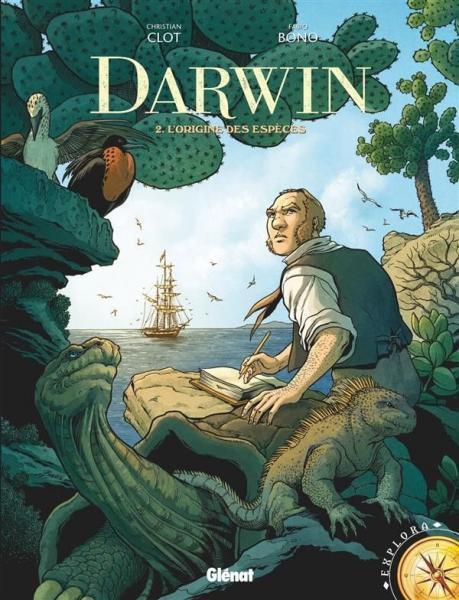 Darwin (Bono) 2 L'origine des espèces