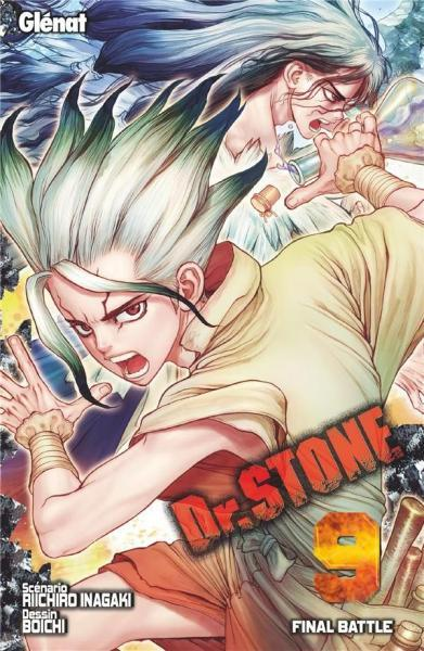 Dr. Stone 9 Final Battle