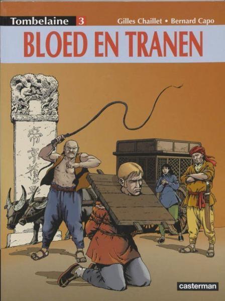 Tombelaine 3 Bloed en tranen