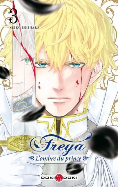 Freya - L'ombre du prince 3 Tome 3