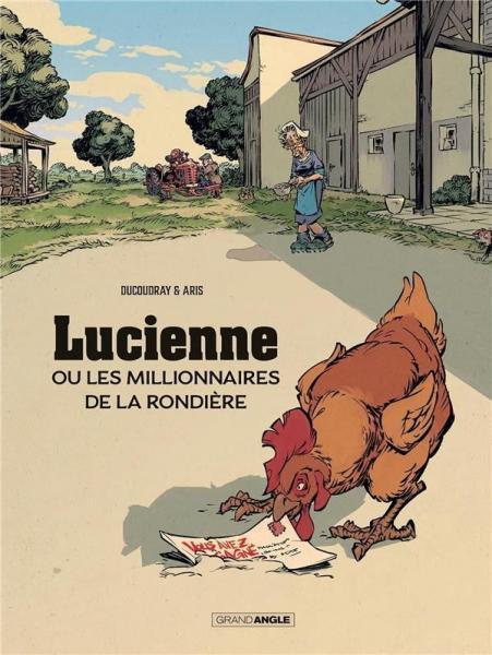 Lucienne 1 Lucienne ou les millionnaires de la rondière
